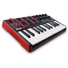 Mpk Mini Mkii Mk2 Controller Tastiera Usb Midi Keyboard