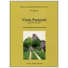 Visite pastorali dal 1574 al 1584