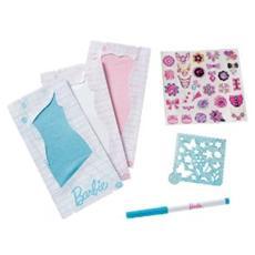 Barbie - Kit di Ricarica Disegna lo Stile