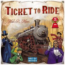 Ticket to Ride Usa - scatola base