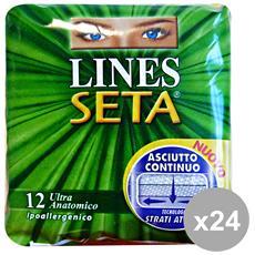 Set 24 Ultra Anatomici X 12 Pezzi Cura Del Corpo