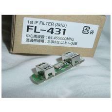 Fl-431 Filtro Di Prima Conversione Da 3khz