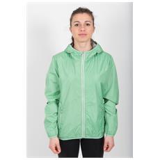 Giacca Donna Outdoor Light Weight Verde 42