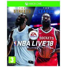 XONE - NBA Live 18: The One Edition