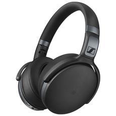 HD 4.40 BT Wireless, Padiglione auricolare, Stereofonico, Nero, Digitale, Bluetooth, Universale