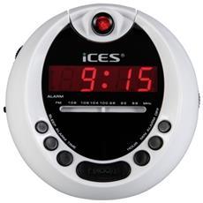 Ices ICRP-212 bianco / nero