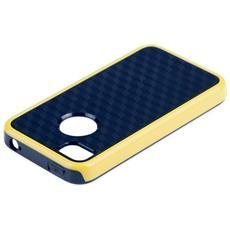 Cover solid In Plastica Per Sony Z1 L39h Giallo