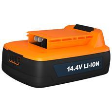 Batteria Trapano 14,4 V 1,5 Ah Li-ion Cda1076s