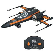 Star Wars Episode Vii Rc Vehicle With Sound E Light Up U Command X Wing 30 Cm