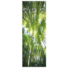 Appendiabiti Da Parete 49x139 Cm Light Forest