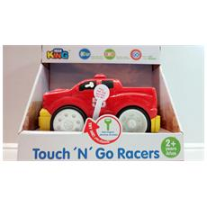 Touch 'n' Go Racers - Truck Rosso