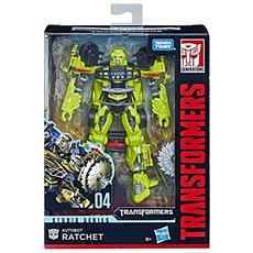 Transformers MV6 SS Deluxe Ass. to