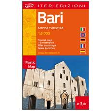 Bari. Pianta turistica 1:9.000