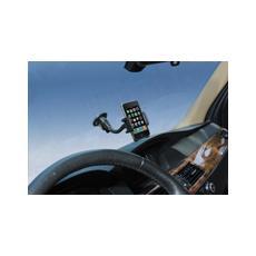 IPHHOLD21, Telefono cellulare / smartphone, Lettore MP3, Passivo, Nero, 360
