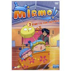 Dvd Mirmo!! #03 - Rima E Il Suo Cucciolo