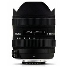 Obiettivo 8-16 mm F / 4.5-5.6 DC HSM AF Attacco Nikon AF-S DX