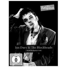 Dvd Dury Ian & The Bloc - Live At Rockp.