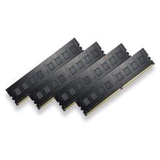 Memoria Dimm Value 32GB (4 x 8GB) 2400Mhz CL15