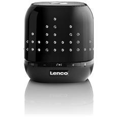 Speaker Audio Portatile BTSW-2 Potenza Totale 3W Bluetooth USB colore Nero