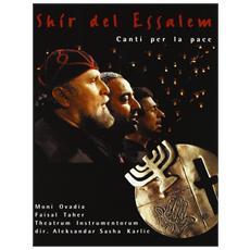 Ovadia Moni - Shir Del Essalem - Canti Per La Pace