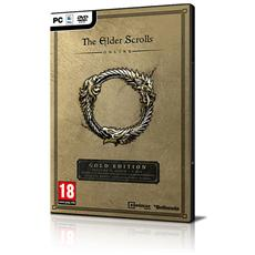 PC - The Elder Scrolls Online Gold Edition