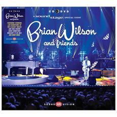 Brian Wilson - Brian Wilson And Friends (Cd+Dvd)