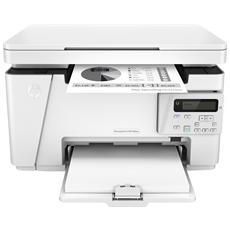 Stampante Multifunzione LaserJet Pro MFP M26nw Laser B / N Stampa Copia Scansione 18 ppm Wireless USB 2.0 Ethernet