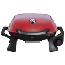 Barbecue Portatile A Gas Con Coperchio