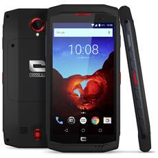 """Trekker X3 Nero 32 GB 4G / LTE Impermeabile Display 5"""" Full HD Slot Micro SD Fotocamera 16 Mpx Android Italia"""