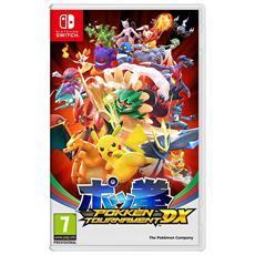 Switch - Pokken Tournament DX