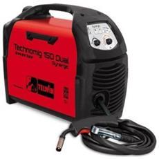 Saldatrice Inverter A Filo Technomig 230v 150 Dual Synergic 816050