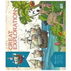 Santa Maria 3d. Great Explorations. Ediz. A Colori. Con Giocattolo