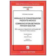 Manuale di conversazione paziente-medico