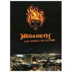 Dvd Megadeth - Head Crusher - Live In L.