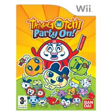 WII - Tamagotchi Party On!
