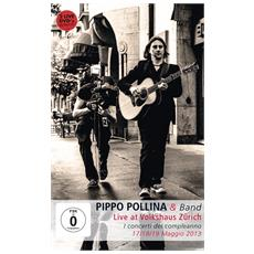 Pippo Pollina & Band - Live At Volkhaus Zurich (3 Dvd)