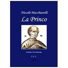 Il principe. Testo esperanto