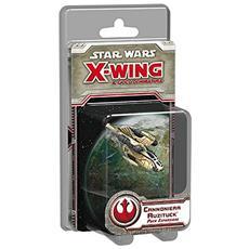 Star Wars X-Wing: Cannoniera Auzituck