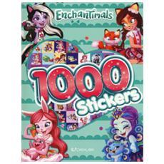 Enchantimals. 1000 Stickers. Con Adesivi. Ediz. A Colori