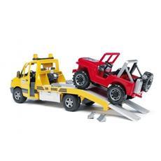 Mb Sprinter con Trasporto Jeep con Luci e Suono 2535