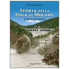 Storia della diga di Molare. Il Vajont dimenticato