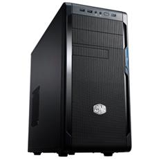 Case N300 Middle Tower ATX / Micro-ATX Nero