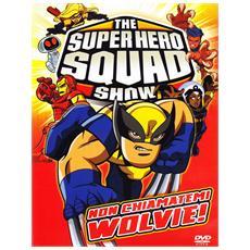 Dvd Super Hero Squad Show (the) #03