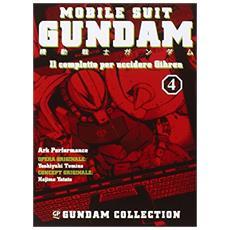 Piano per uccidere Gihren. Gundam (Il) . Vol. 4
