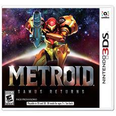 N3DS - Metroid: Samus Returns