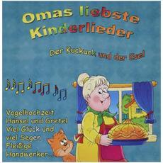 Omas Liebste Kinderlieder - Der Kuckuck Und Der Esel