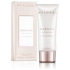 Omnia Crystalline L'eau De Parfum Body Lotion 100 Ml