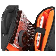 4500755, Zaino, Interfaccia audio, Nero, Nylon, Universale, Monotono