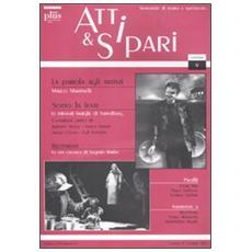 Atti & sipari (2011) . Vol. 9