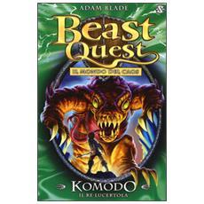 Komodo. Il re lucertola. Beast Quest. Vol. 31
